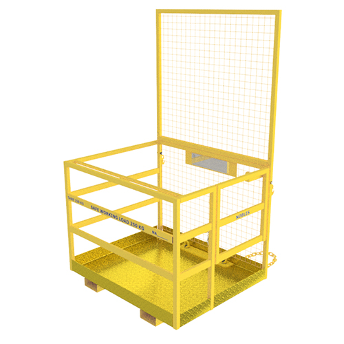 Personnel Cages