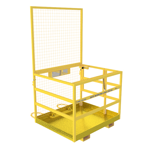 SWL 250kg - 2 Person Forklift Safety Cage