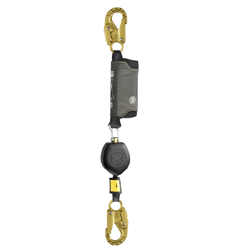 Retractable Lanyard-Peanut 021 2.5-10