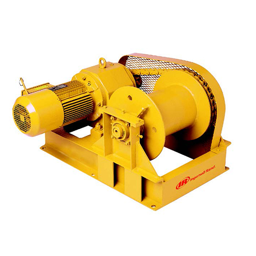 Ingersoll Rand Electric Winches