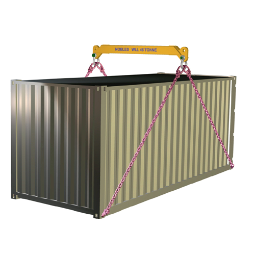 Container Spreader Beams