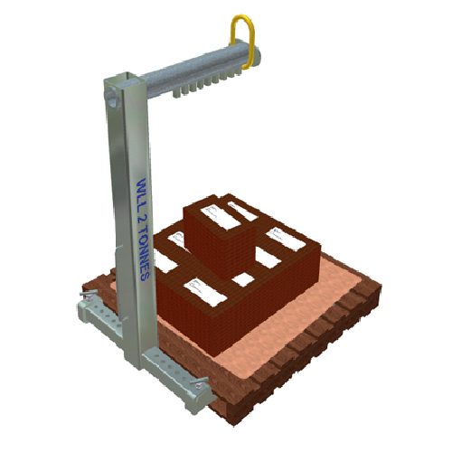 Fork Type Pallet Lifter