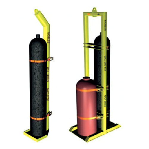 Gas Bottle Lifters