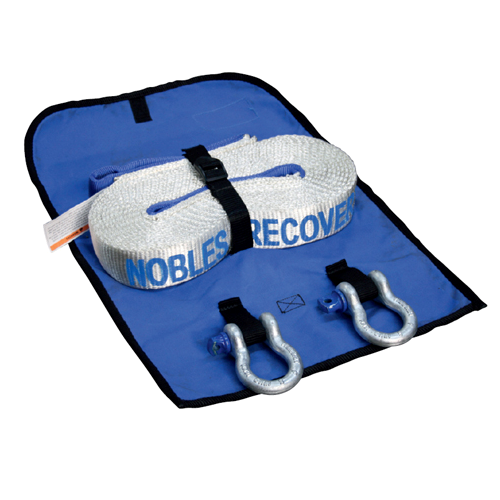 Recovery-Mate Snatch Strap Kit