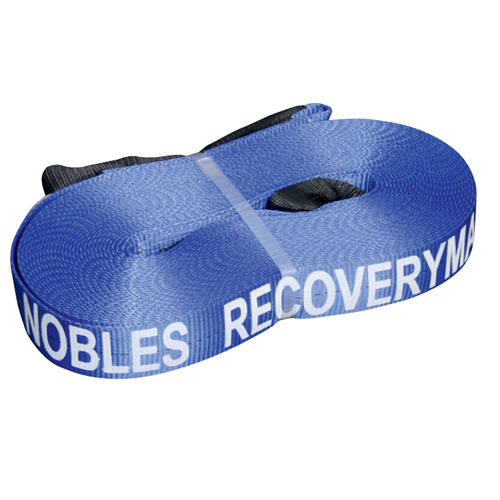 Recovery-Mate Winch Extension Straps
