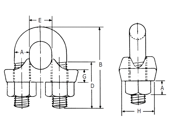 Admirable Wire Rope Grips Wiring 101 Capemaxxcnl